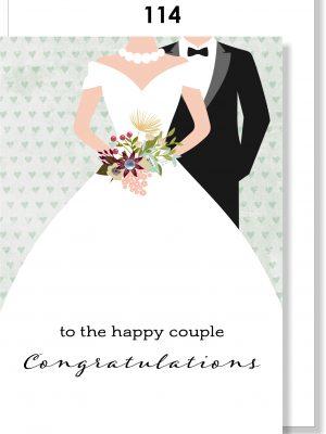 Handmade Card, Wedding Card