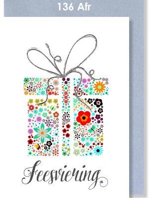 Handmade Card, Afrikaans Card, Celebrate, Feesviering