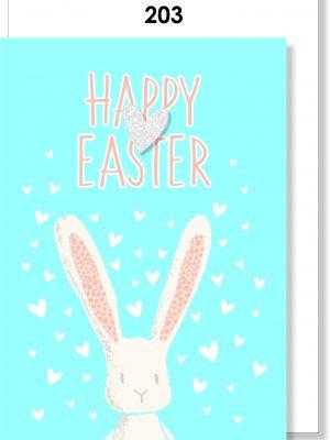 Handmade card, Easter