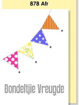 Handmade card, Baby Card, Afrikaans Kaartjie, Babakaartjie