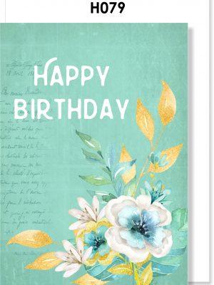 Handmade Card, Birthday Card, Rose, Feminine