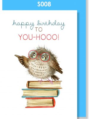 happy birthday, birthday card, owl, cute