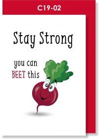 Handmade card, Get Well Soon, Get Better Soon, Corona, Covid-19