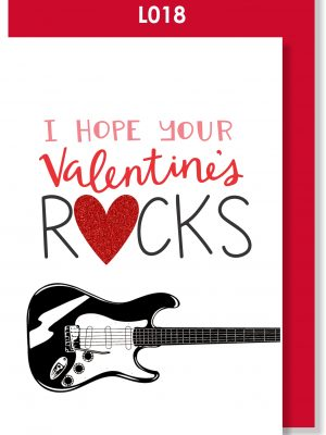 Handmade Greeting Card, Valentine's Card, Love, Valentine's Day