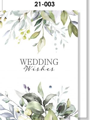 Handmade Card, Wedding Card