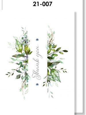 Handmade card, Thank You