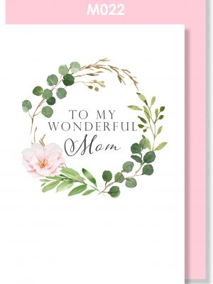 Handmade Card, Mother's Day
